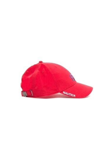 Nautica Şapka Kırmızı